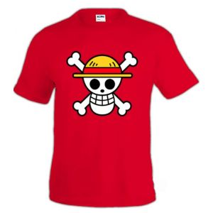 camiseta-one-piece-bandera-luffy-roja