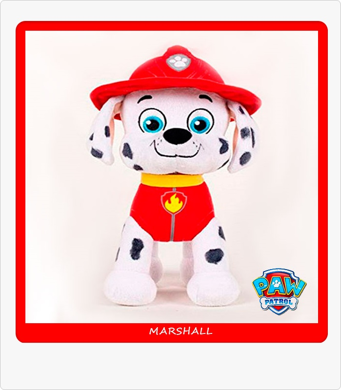Peluche-Patrulla-Canina-Marshall 1