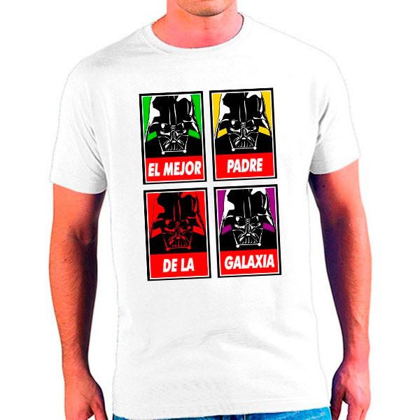 Camiseta Dia del Padre El Mejor Padre