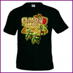 Camiseta-Clash-of-Clans-Regalosde