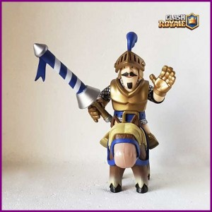 Figura-Clash-Royale-Rey-Azul-Frontal