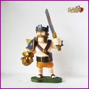 Figura-Clash-of-Clans-Rey-Barbaro-Frontal